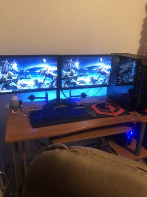 Gaming desktop will trade for laptop of equal Performance for Sale in Cape  Coral, FL - OfferUp
