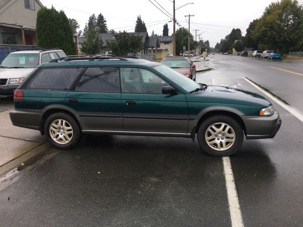 subaru legacy outback for sale in marysville wa offerup. Black Bedroom Furniture Sets. Home Design Ideas