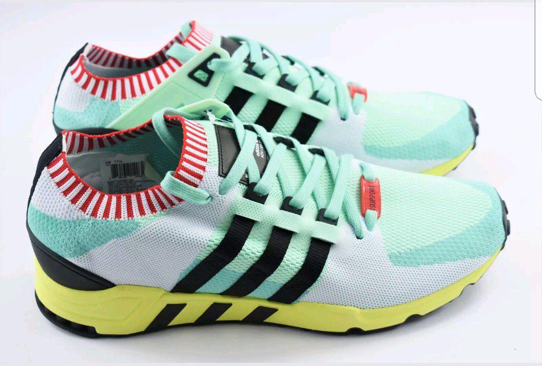 Adidas EQT Support RF PK BA7506 Sz10 Running Training Boost ...
