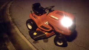 Troy-bilt riding lawn mower for Sale in Upper Marlboro, MD