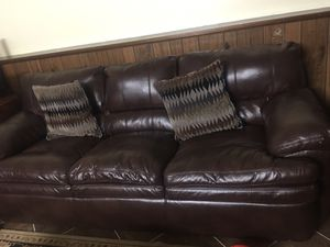 Cool New And Used Leather Sofas For Sale In Hudson Ny Offerup Ocoug Best Dining Table And Chair Ideas Images Ocougorg