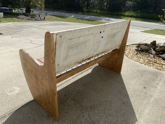 Father's Day Gift! - Chevrolet Tailgate Bench Thumbnail
