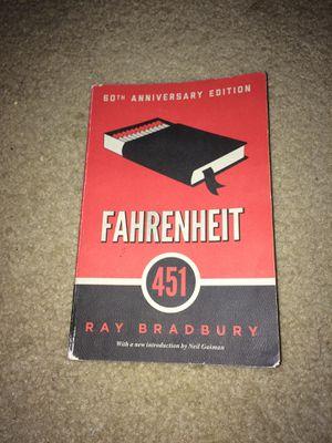 Fahrenheit 451 for Sale in Alexandria, VA