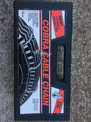 Tire chains for Sale in Vancouver, WA