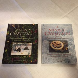 Yankee Christmas Books filled with gift and menu ideas 2 for $11 for Sale in Philadelphia, PA