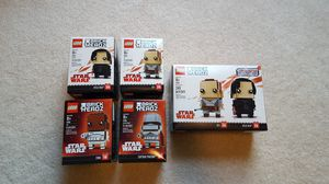 Lego Star wars brickheadz for Sale in Charles Town, WV