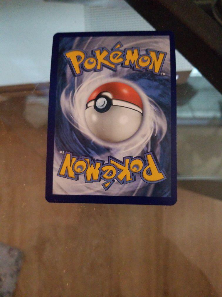 Chansey Holo Pokemon card