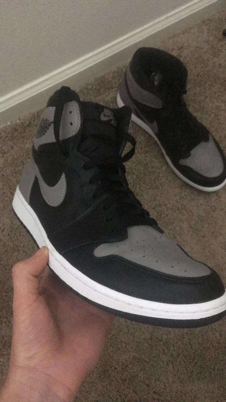 Air Jordan shadow 1's