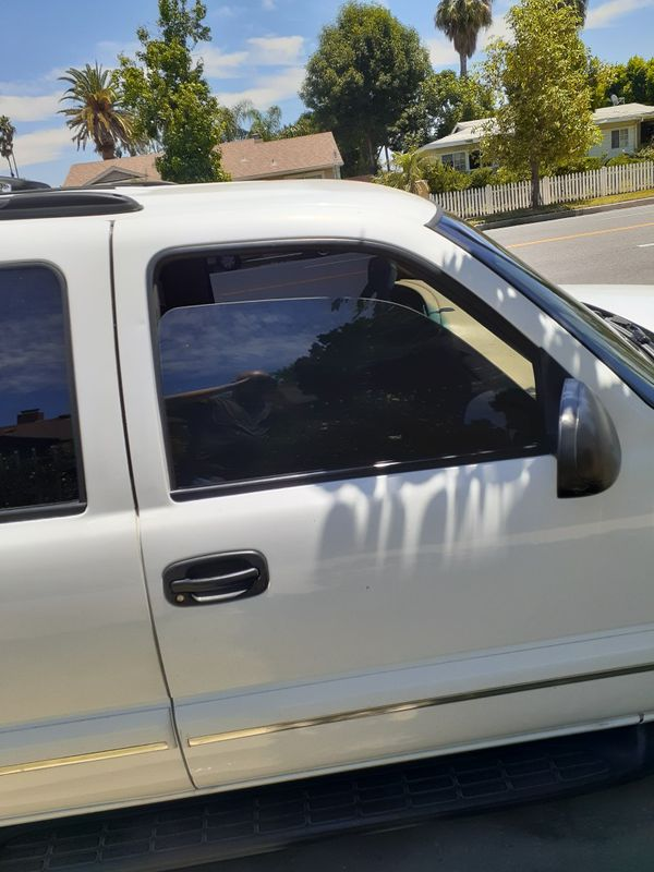 2001 Chevy Tahoe Parting Out For Sale In Los Angeles  Ca