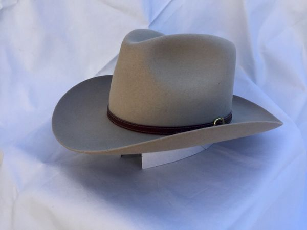 c11944676690e Vintage Stetson   James Dean Western Fledora for Sale in Fremont