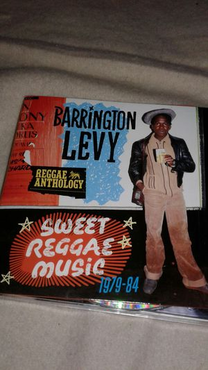 Barrington Levy cd for Sale in Oxon Hill, MD