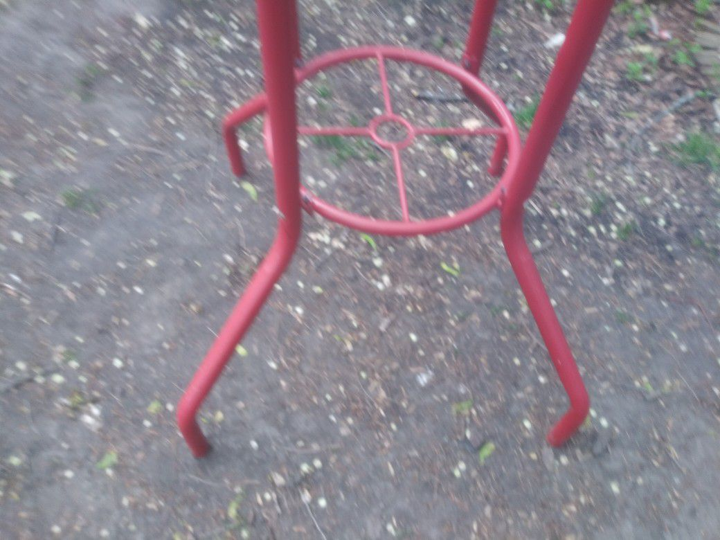 """Patio Table 30"""" x 39.5"""" h"""