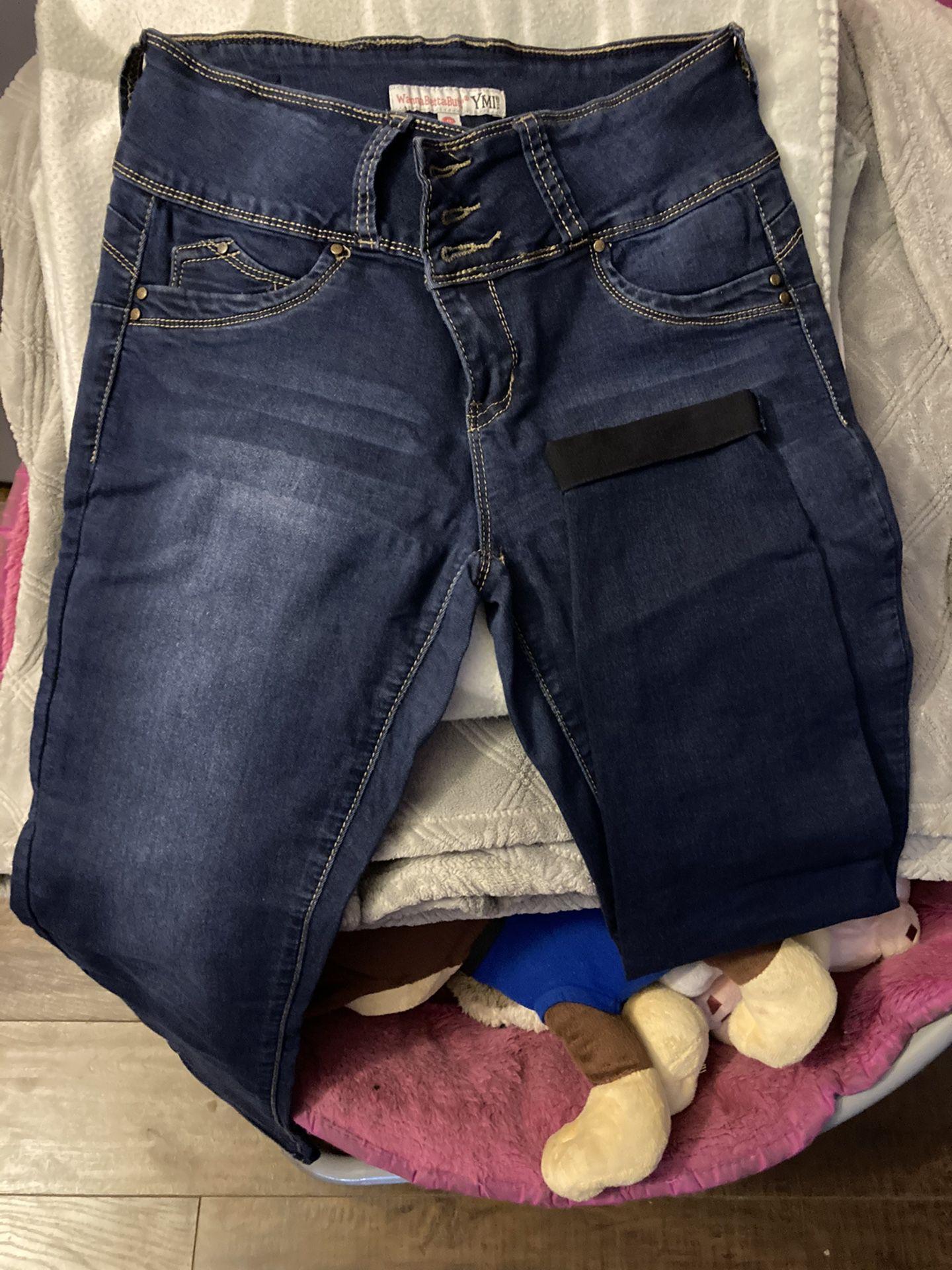 Blue pants size 9/10