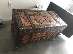 Cedar Chest From China for Sale in Austin, TX