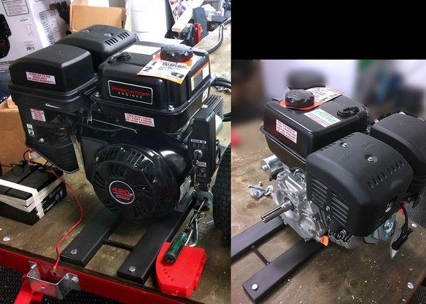 14 Hp Engine Horizontal Shaft