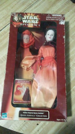 Star Wars Episode 1 Queen Amidala doll for Sale in OH, US