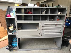 Tool Box For Cargo Van for Sale in Orlando, FL