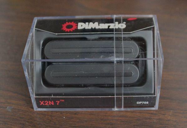 DiMarzio X2n guitar pickup (7 string) for Sale in Goshen, CT - OfferUp