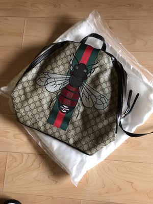 88c6ecf16ad Gucci backpack for Sale in Philadelphia