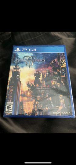 Kingdom hearts 3 Thumbnail