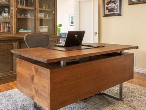 Crate And Barrel Clybourn Executive Desk For In Los Angeles Ca Offerup
