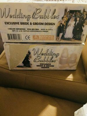 Wedding items for Sale in Baltimore, MD