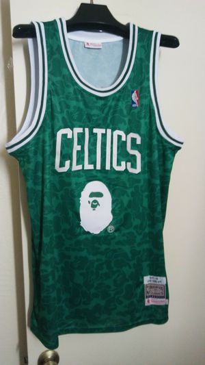 on sale 9f8a8 fc1dc New and Used Jersey celtics for Sale in Apache Junction, AZ ...