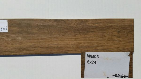 Daltile WB Willow Bend Dark Brown X Porcelain Wood Tile For - Daltile san leandro ca