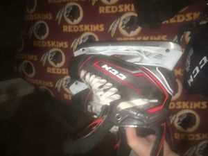 Ccm jetspeeds hockey skates sz 5.5 for Sale in Woodbridge, VA