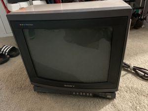 Sony Trinitron KV 1380r 14 Inch Stereo Sound for Sale in Arlington, VA