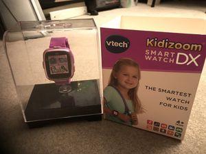 Vtech kidizoom smartwatch DX for Sale in Sterling, VA