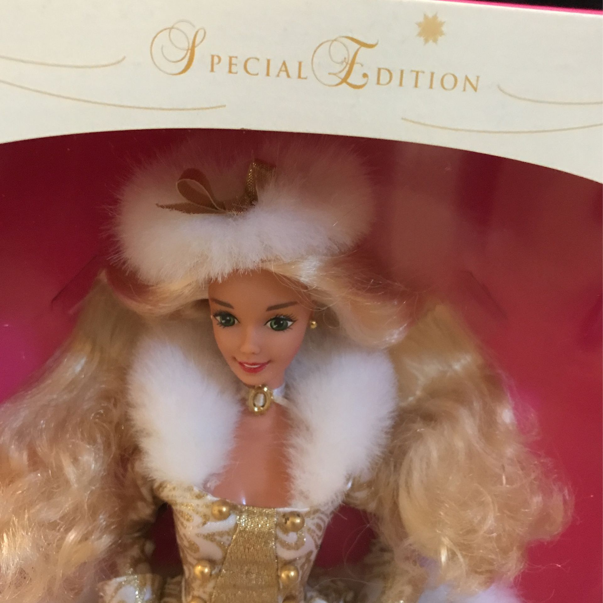 1995 Special Edition Winter Fantasy Barbie