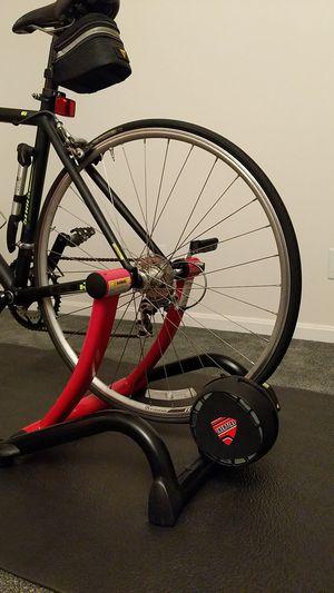 Travel Trac Bike Roller - Make your regular bike stationary for Sale in Oakton, VA