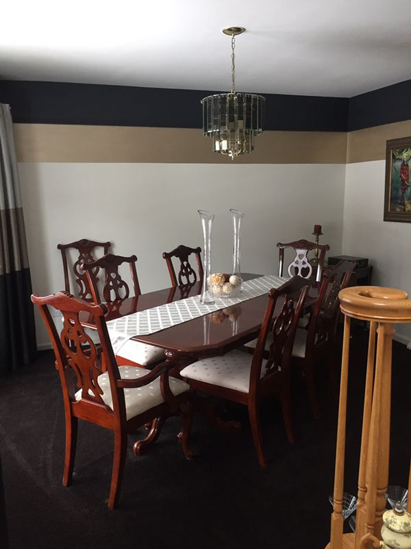 Formal Queen Anne Dining Room Set for Sale in Saratoga Springs, NY ...