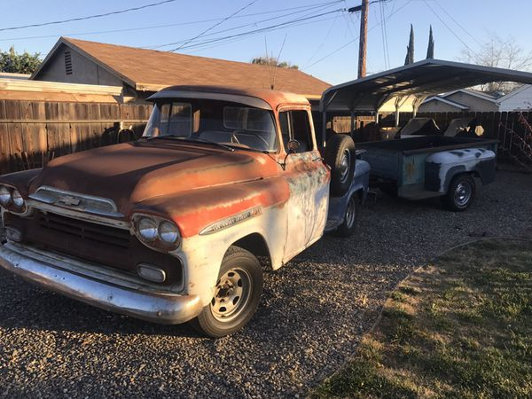 1959 Chevrolet Apache For Sale In Ceres Ca Offerup
