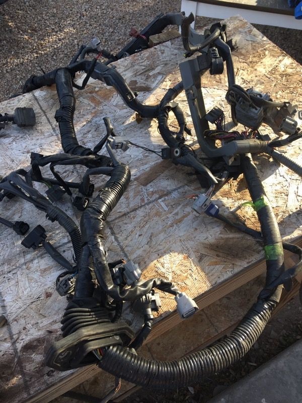 3sgte wiring harness jdm st185 rc for Sale in Peoria, AZ ... on suspension harness, obd0 to obd1 conversion harness, fall protection harness, dog harness, oxygen sensor extension harness, pony harness, safety harness, maxi-seal harness, amp bypass harness, engine harness, alpine stereo harness, cable harness, electrical harness, pet harness, battery harness, nakamichi harness, radio harness,