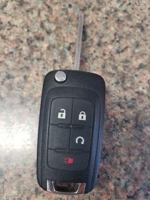 OEM GMC terrain key for Sale in Sterling Heights, MI