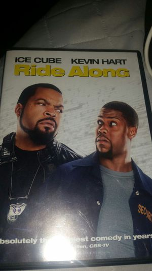 Ride along dvd for Sale in Austin, TX