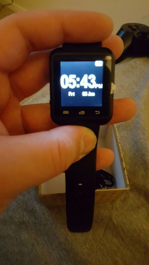 Smart watch for Android and I-Phone for Sale in Glen Burnie, MD