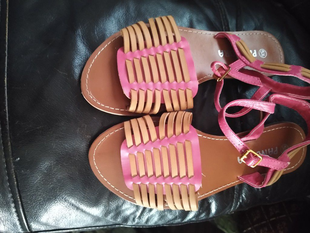 Leather Sandals New