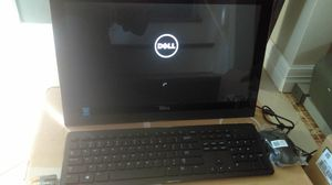 Computer-Dell All in one Touch screen computer for Sale in Houston, TX