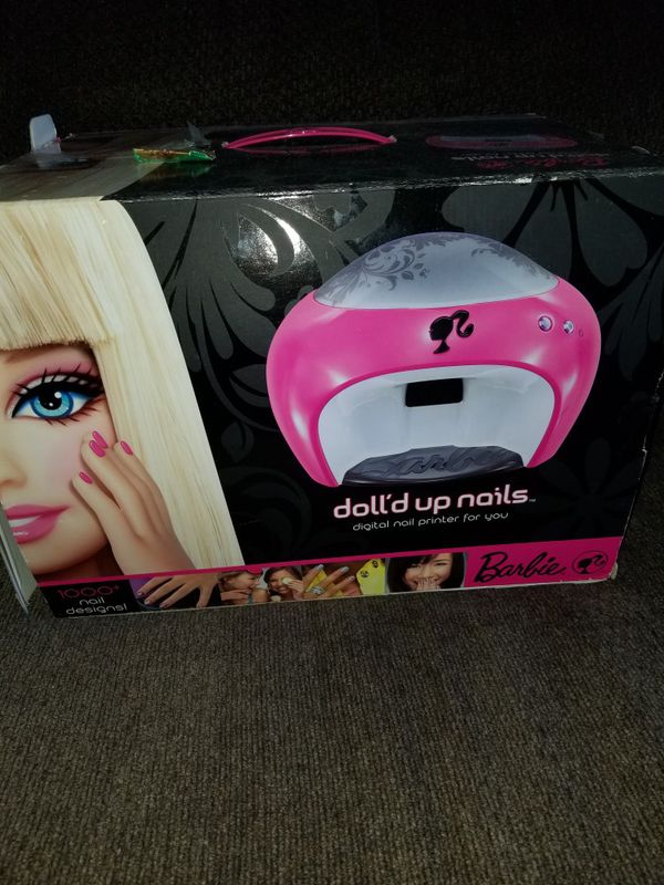 Barbie Nail Art Printer For Sale In Greensboro Nc Offerup