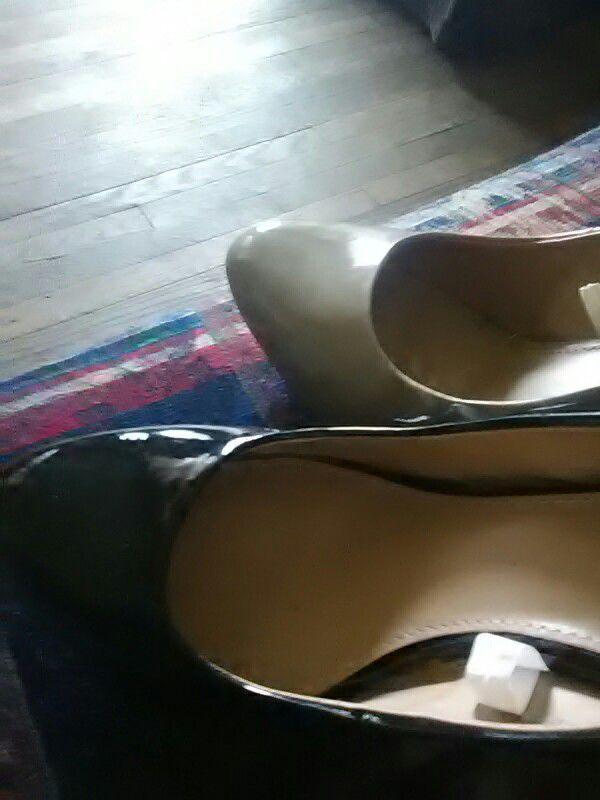 3f23c449d131 Women s merona heels size 7 1 2 like new for Sale in Aiken