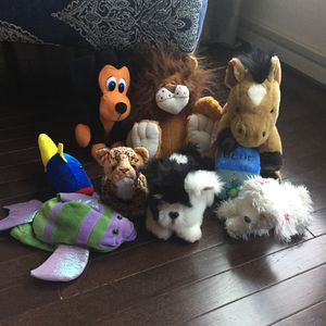 Bundle of soft toys for Sale in Ashburn, VA