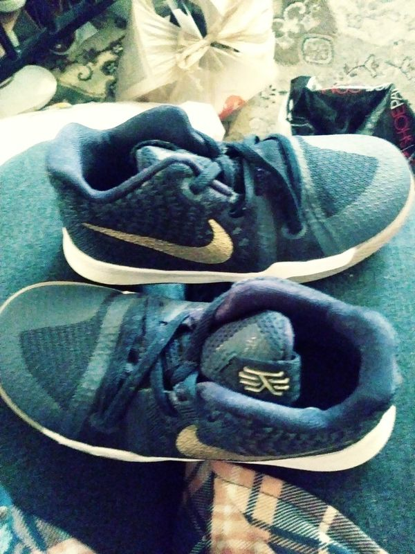 super popular 7895d 91804 Kyrie Irving toddler tennis shoes brand new size 10 for Sale in Tucson, AZ  - OfferUp