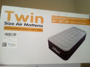 Photo Twin Air Mattress
