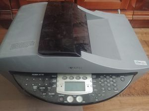 Cannon PIXMA MP780 printer copy, photo, fax and scan -printing does not work for Sale in Sugar Land, TX