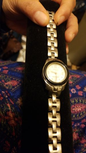 ECCLISSI STERLING SILVER WATCH for Sale in Springfield, VA