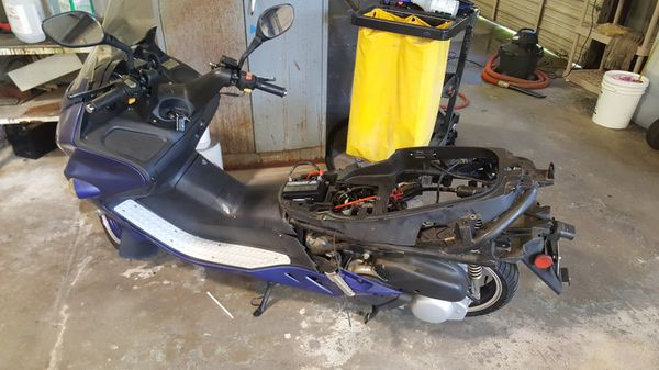 Mikata 250cc Scooter For Sale In Macon Ga Offerup