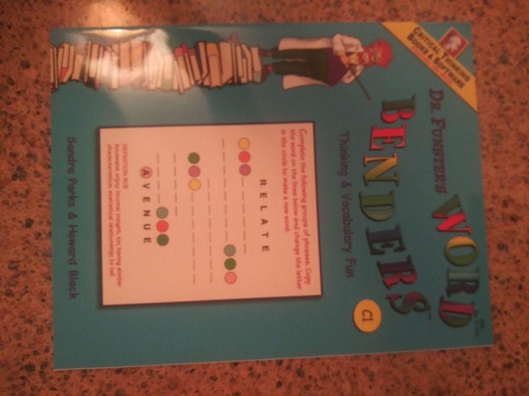 Word Benders C1 grades 7-12+